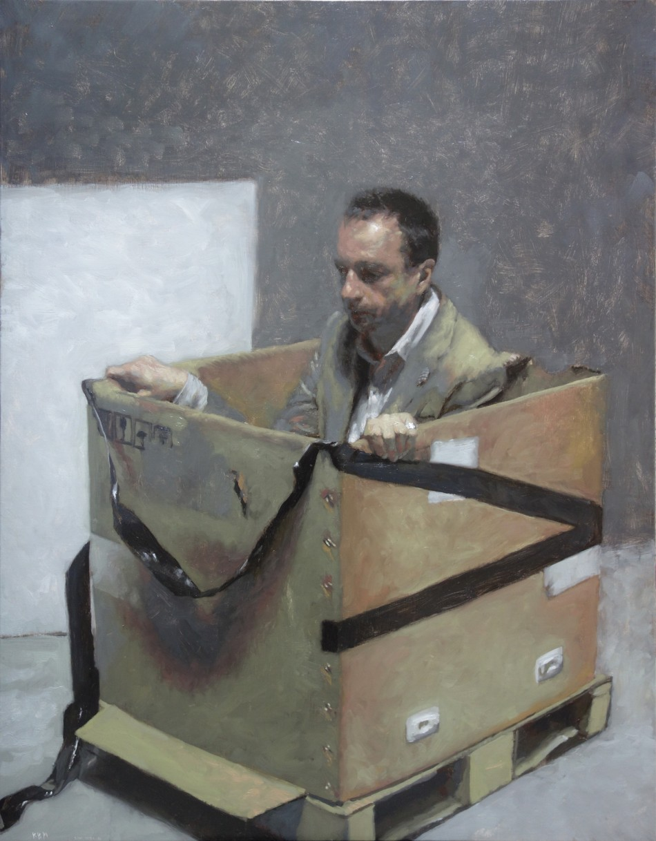 Man in the box | Rafel Bestard