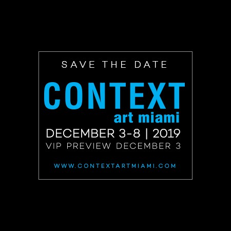 CONTEXT Art Miami 2019